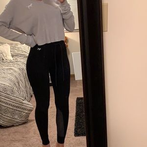 Victoria secret track pants